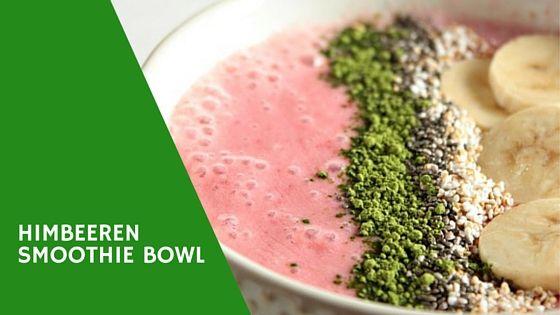 Diese Smoothie Bowl ist super cremig, sättigend und in ein paar Minuten fertig! Dieses Frühstück ist vollgepackt mit Nährstoffen!