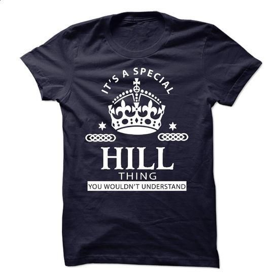Special HILL thing RIM - #gift certificate #cool shirt. MORE INFO => https://www.sunfrog.com/Names/Special-HILL-thing-RIM.html?60505