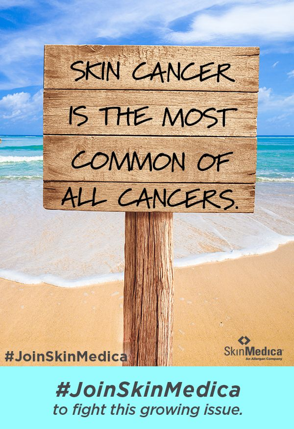 Repin & support skin cancer awareness and prevention efforts. 1 repin = $1 donation #JoinSkinMedica