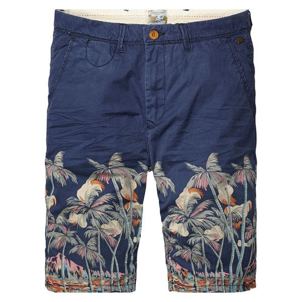 Scotch & Soda Allover Printed Light Weight Chino | The Pepin Shop for carefully chosen design, fashion, furniture and wall decor products