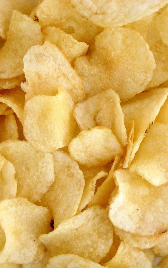 the humble beginnings of the potato chip Were potato chips invented thanks to a cook's momentary fit of pique  in a  popular dish, it's highly unlikely he'd have been humble about it.