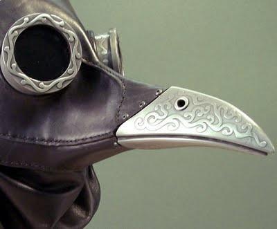 ichabod steampunk gas mask