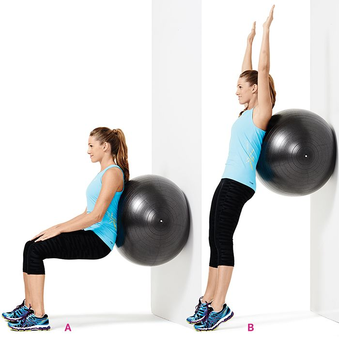 Balance Ball Exercises For Pregnancy: 17 Best Images About Body By Vi