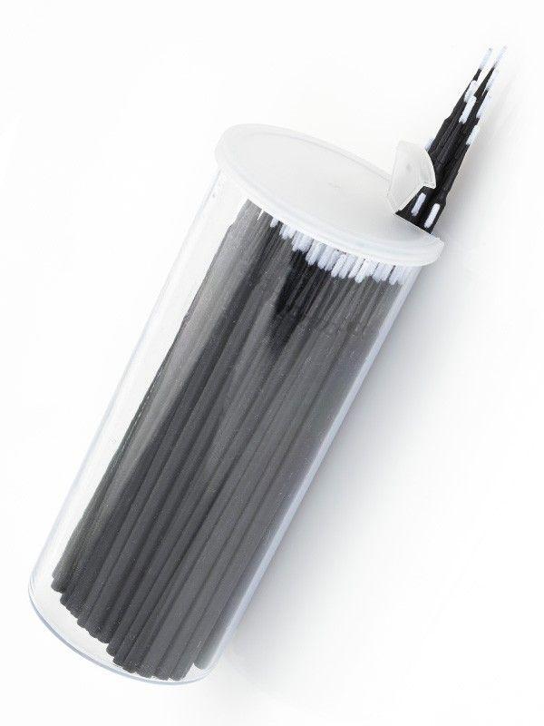 Pennellini Microbrush per extension ciglia con punta ultra sottile di 1 mm. Perfetti per applicare i prodotti con la massima precisione. Prezzi per quantità: PIÙ ACQUISTI PIÙ RISPARMI!!  Confezione: 100 pezzi Non rilasciano residui Acquistabili da: 1, 3 o 5 vasetti.