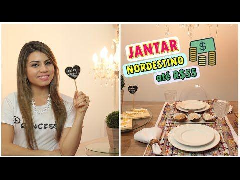 Jantar Completo com R$50 - Desafio  | Paloma Soares - YouTube