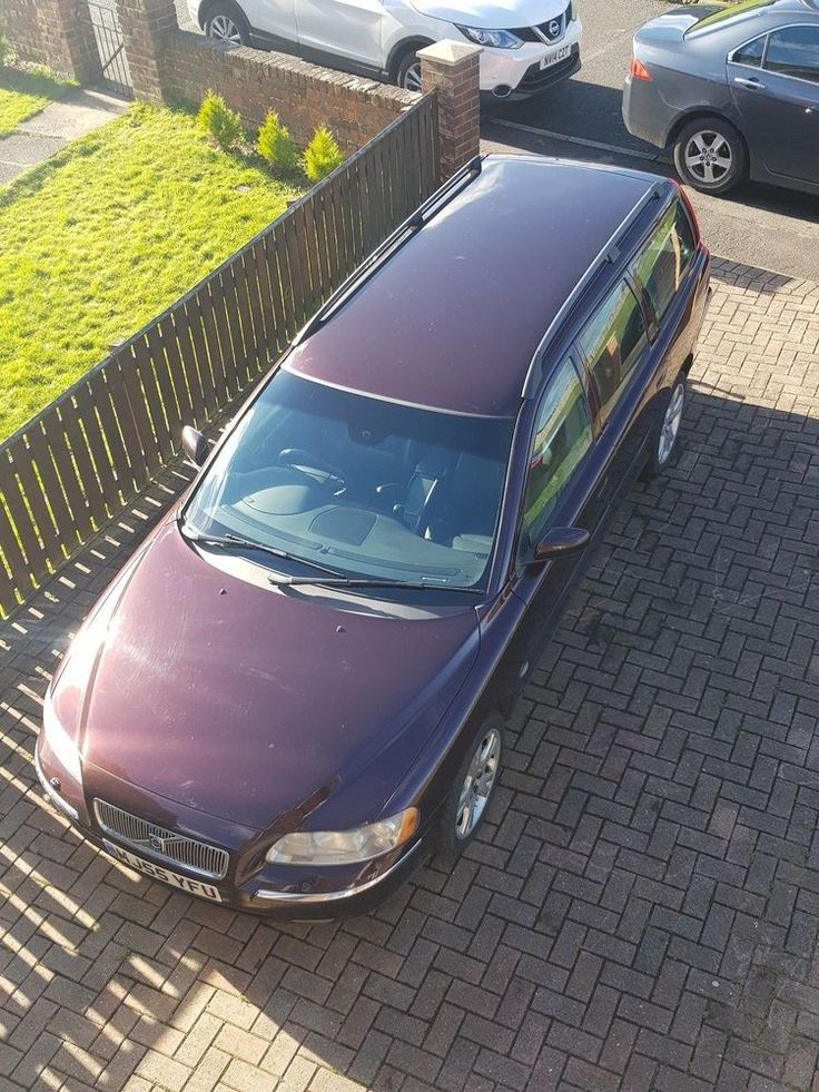 eBay: Volvo V70 D5 SPARES OR REPAIR #carparts #carrepair