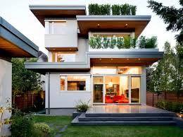 Hasil gambar untuk desain eksterior rumah minimalis 2 lantai
