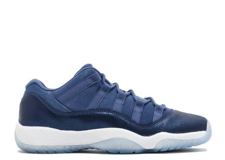 Jordan Retro Low 11s 'Blue Moon' GS