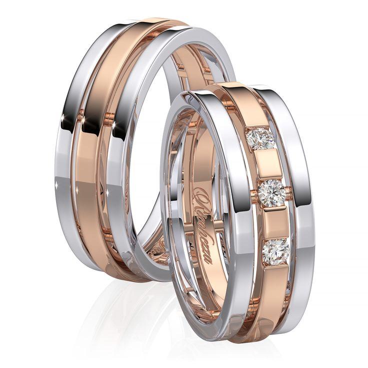 Обручальные кольца NR84