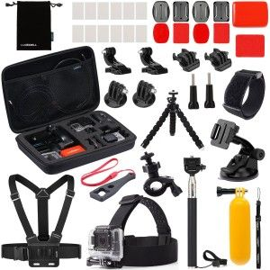 5.Top 10 Best Accessories Starter Kit for Gopro Reviews in 2016