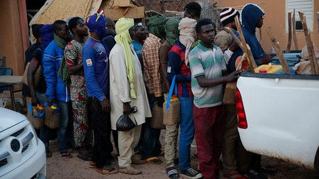 """UN agency rescues 600 migrants in Sahara, 51 missing, presumed dead https://tmbw.news/un-agency-rescues-600-migrants-in-sahara-51-missing-presumed-dead  Published time: 28 Jun, 2017 23:01The International Organization for Migration has launched a new initiative aimed at rescuing migrants as they traverse the harsh desert terrain of central North Africa, aimed at assisting highly endangered people struggling to reach the Libyan coast en route to Europe.""""We were in the desert for 10 days…"""