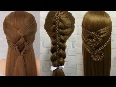 three Again To Faculty Hairstyles 2017   QUICK  amp  EAS #amp #back_to_school_bulletin_boards #back_to_sch…