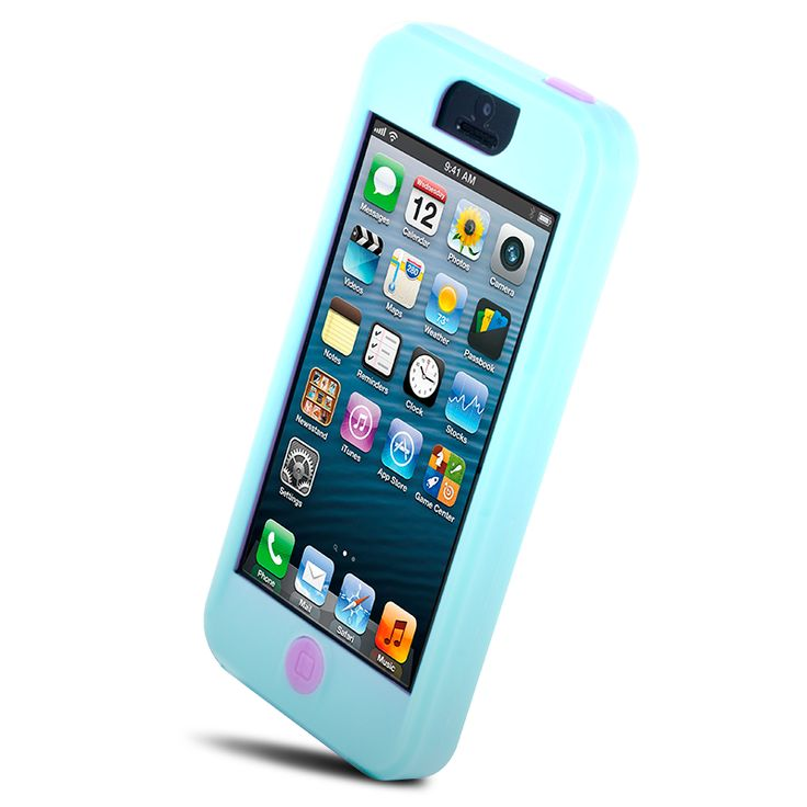 ... Blue/Pink : iPhone Cases! : Pinterest : Apple iphone 5, Pink and Cases