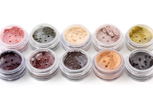 I Love Bare Escentuals/Mineral Eyeshadows...Can't tell you how many complements I've gotten using it!