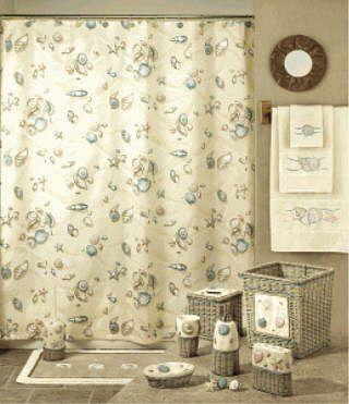 Natical Shower Curtains - nautical shower curtain #nauticalshowercurtains #nauticalshowercurtain #boatshowercurtains #sailboatshowercurtains #anchorshowercurtains