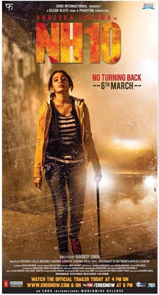 NH 10: Gritty, Gruesome & Edge of the seat Thriller We are in 2015 but rural India still reels in the shadow of bygone tradition and beliefs.NCR is a true picture of such India. Gurgaon which houses the best of MNC's , Malls and plush housing societies just beyond that…