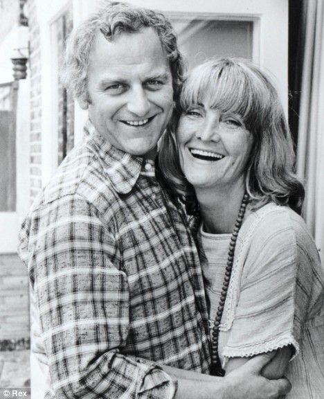 John Thaw and Sheila Hancock