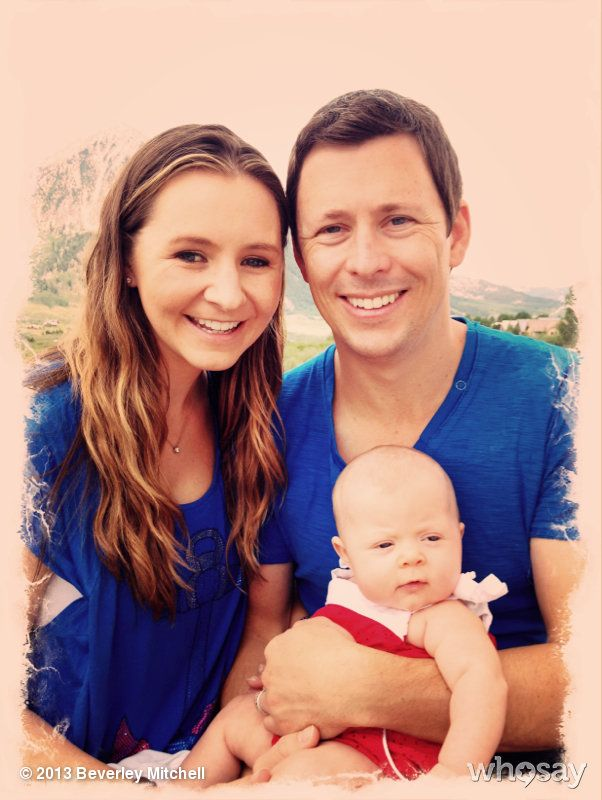 "Beverley Mitchell's photo ""Happy 4th from our family to ...""  on @Jose Gutierrez Quilisadio"