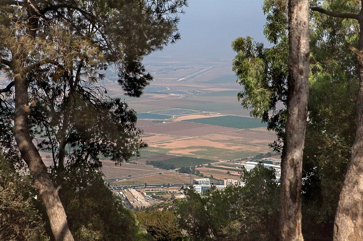 Mount Carmel - Israel. is where the Lord's victory over the prophets of Baal.