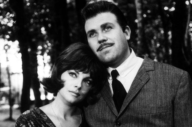 Virna Lisi e Gastone Moschin in Signore e signori di Pietro Germi, Ph_ Giovanni Assenza, 1965 - Archivio Storico Fondazione 3M