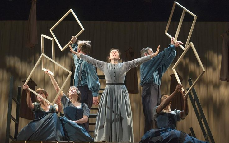 One imagines Charlotte Bronte herself would have approved of this adaptation of Jane Eyre