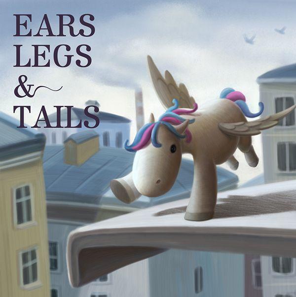 Ears, legs & tails on Behance