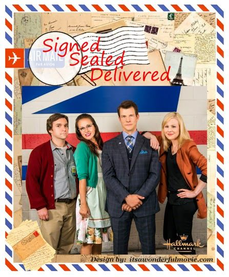 Signed Sealed Delivered Hallmark | Support My Blog: