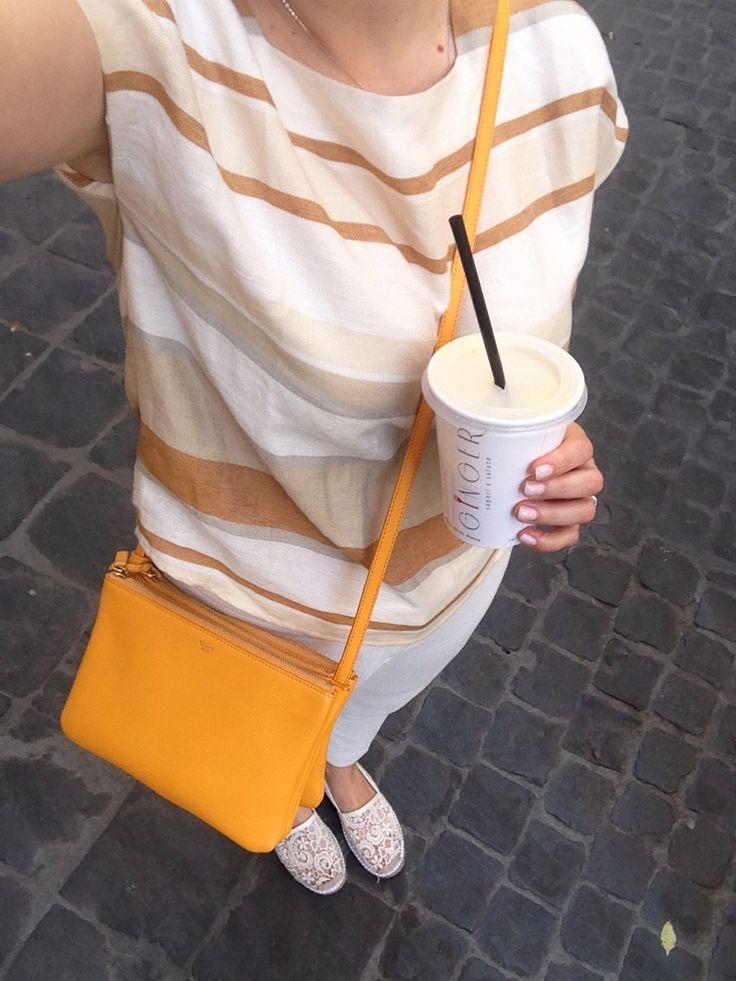 Trio bag and espadrillas