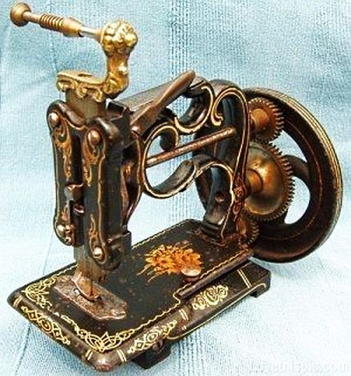 Antique Sewing Machine.
