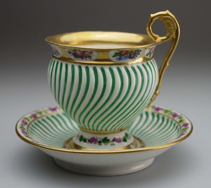 Tea cup Old Paris c.1840