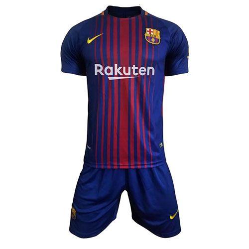 Camiseta Barcelona Primera 2017 2018