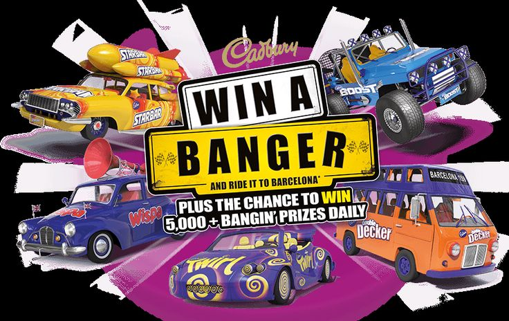 Win a Banger and ride it to Barcelona!