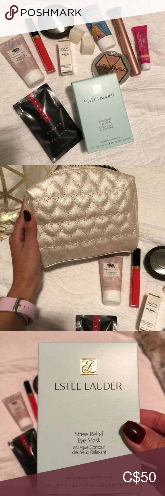 Makeup surprise bag Champagne pop highlighter, Goodie