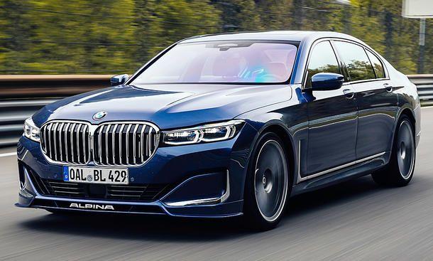 Neues BMW Alpina B7 Facelift (2019): Erste Testfahrt
