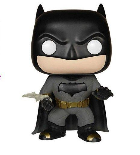 Funko POP Marvel BatMan marca #84 acción PVC figura de colección modelo de juguete 12 cm KT2370