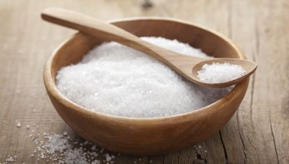5 ideas para limpiar con sal