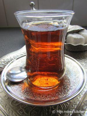 Mijn mixed kitchen: Türk çayı (Turkse thee recept)