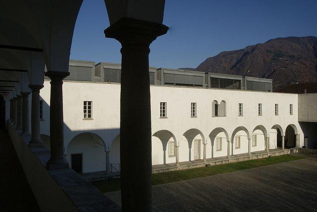 Monte Carasso Primary School – Luigi Snozzi