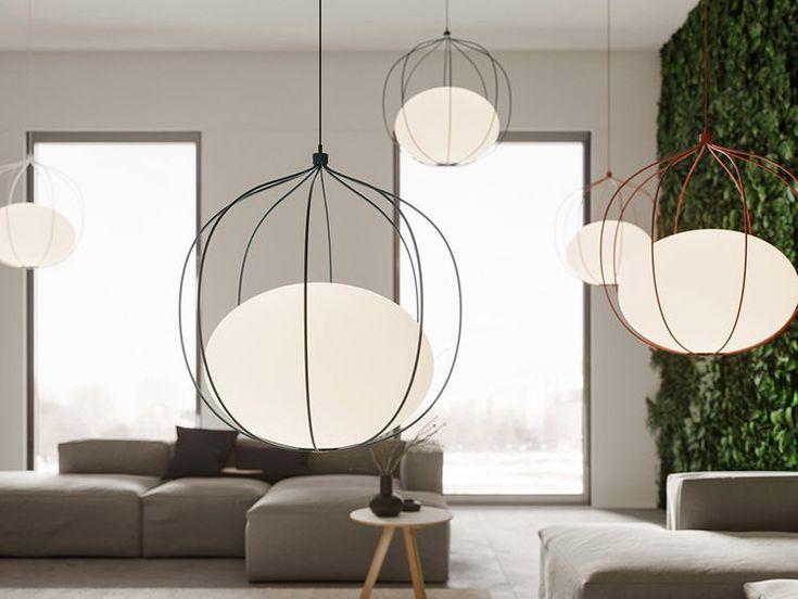 LED pendant lamp HOOP by ZERO