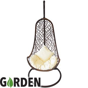 Picture of Al Fresco Marbella Hanging Chair and Cushion