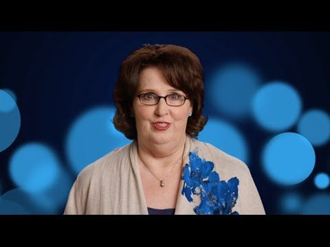 Meet Phyllis Smith as Sadness in INSIDE OUT - YouTube