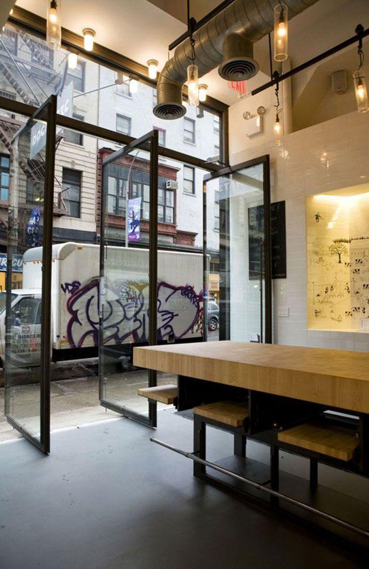 dogmatic modern restaurant design