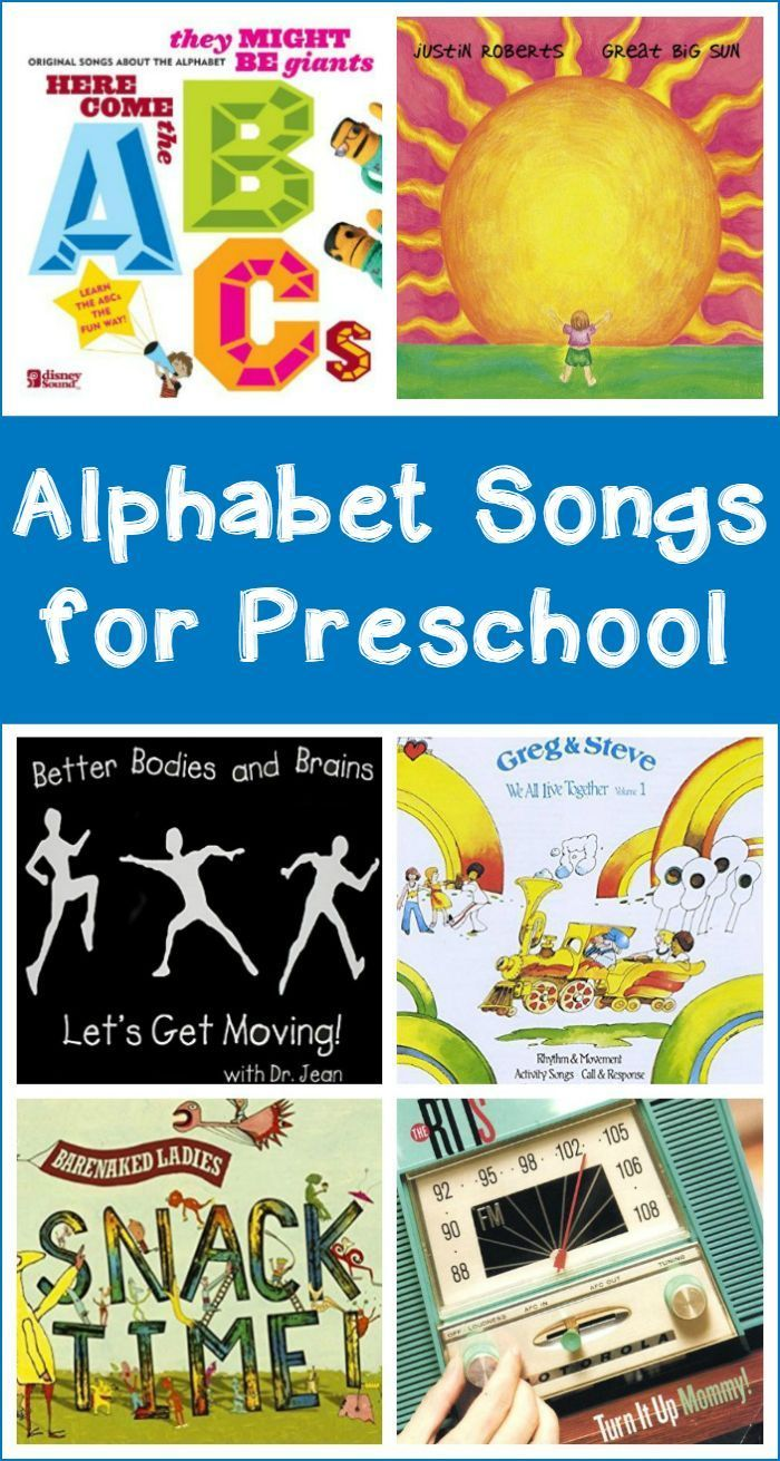 Alphabet songs for kids - over 30 fun and engaging alphabet songs for preschool and kindergarten