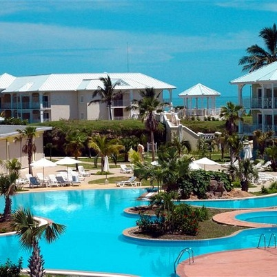 Blau Marina Varadero, Cuba...August 2012. Visited this resort for our first wedding anniversary!
