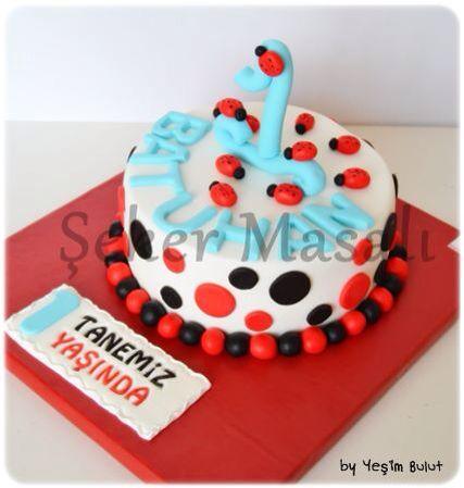 1st birthday cakes ,1st birthday Party , 1 yaş pastası