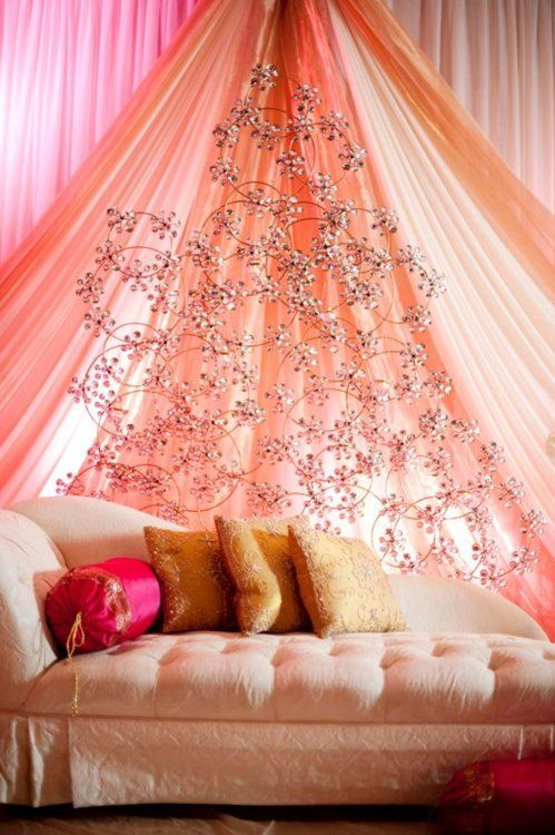 244 best images about indian wedding decor mandap for Background decoration for indian wedding