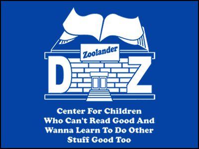 zoolander...