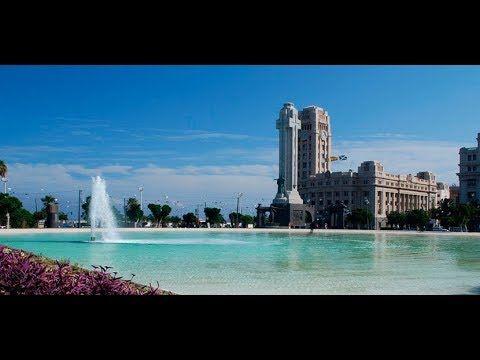 My Happy Place - Plaza de España + Museo Castillo de San Cristóbal (Santa Cruz de Tenerife) - YouTube