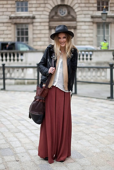 lucy williams, fashion assistant at in style uk, from south london