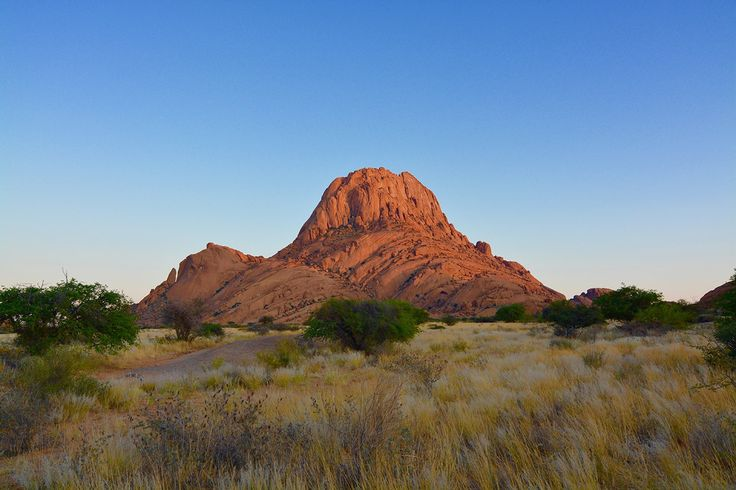 Visited Spitzkoppe on our journey through Namibia whilst travelling the world. Absolutely one of the places to see before you die.